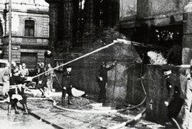 Češi se nevzdávají! Před 76 lety svedli parašutisté souboj s nacistickou přesilou v kostele