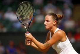 Kdo z vás to má? Tenistka Karolína Plíšková je první na světě. Kdo neskáče, není Čech!