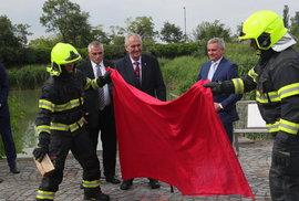 Již prezident TGM pálil trenýrky (nejen) Habsburků, psal o tom Peroutka vpravo dole...