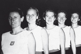 Den, kdy zemřela Eliška Misáková. Jediná sportovkyně, která získala olympijské zlato až po své smrti