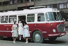 Retrostroje: Z historie legendárního autobusu škoda RTO