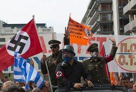 Nekorektní zápisky z jihu: Nenaplněná láska Řecka k Německu aneb promarněná šance jménem Hitler