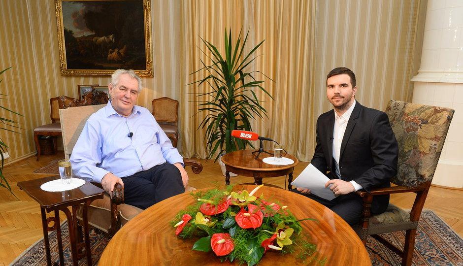 S prezidentem v Lánech 5: CELÝ ZÁZNAM POŘADU