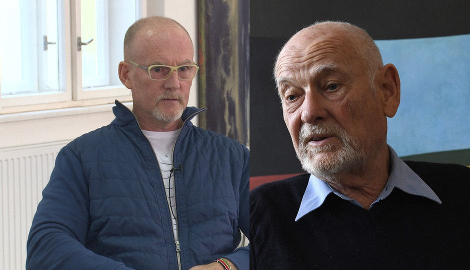 Syn oscarového výtvarníka Theodora Pištěka (85) Jan: Úspěch v USA mu komunisti neodpustili!