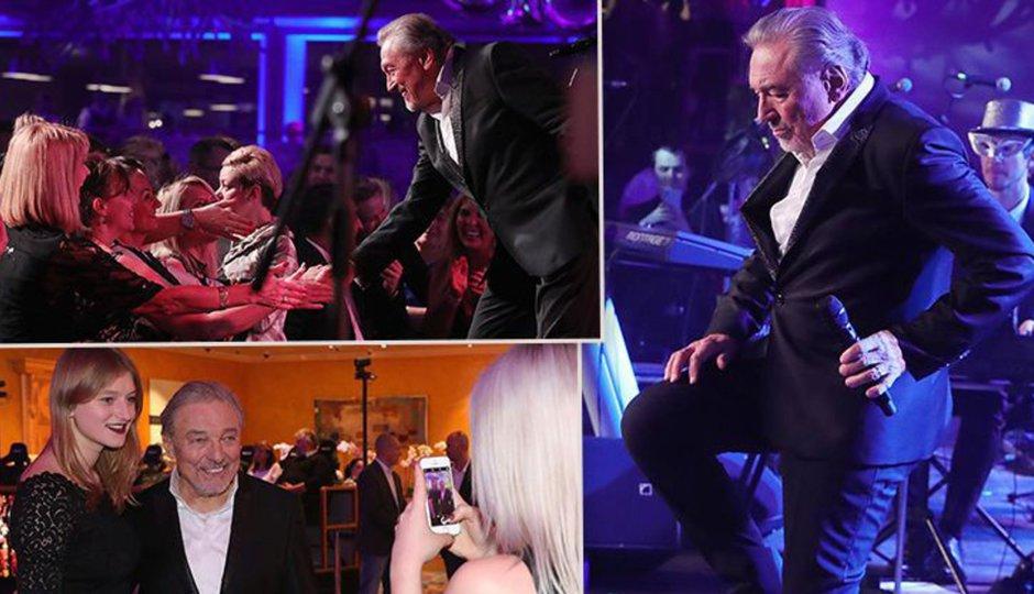 Takhle slavil Silvestra Karel Gott: Poslechněte si, co zpíval hostům luxusního casina!