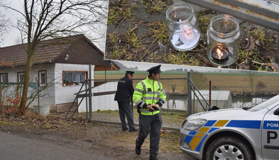 Brutální vražda manželů v mobilním domku: Podezřelé vydali z Rumunska do Česka