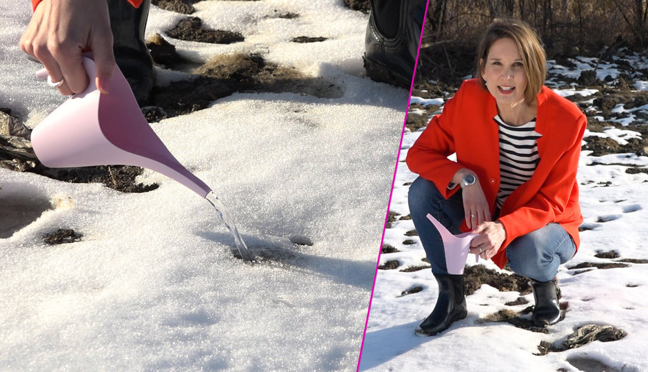 Takhle vznikají jarní povodně: Vše o odtávání sněhu s Dášou Honsovou