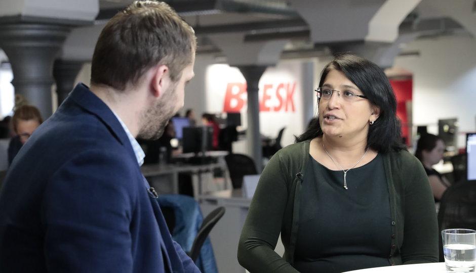 Exposlankyně Mihaličková: O romském původu i soudu kvůli tomu, že jí nepustili na diskotéku