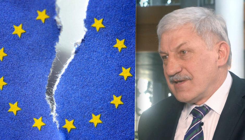 Europoslanec Jiří Payne: Unie skončí do 10 let, alternativu máme