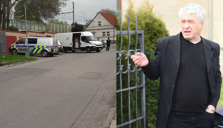 Mela u Rychtáře! Policie otevřela tajnou garáž a Josef začal ječet! Co se našlo?