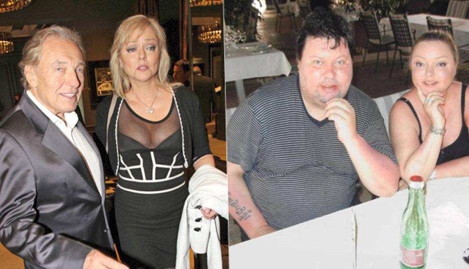 Trable psychicky nemocné Slavíkovy dcery: Gottův zeť chtěl spáchat sebevraždu!