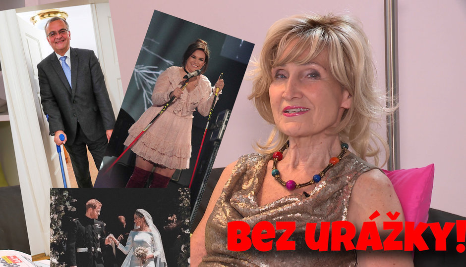 Bez urážky Zuzany Bubílkové: Kyprá Farna, kulhající Kalousek a královská svatba