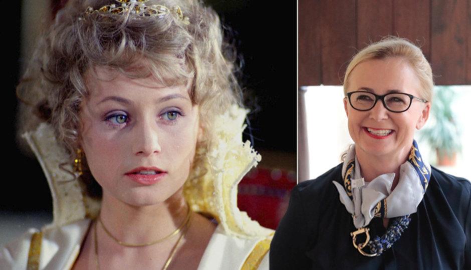 Takhle dnes vypadá princezna Arabela! Nagyová přijela na narozeniny Vorlíčka!