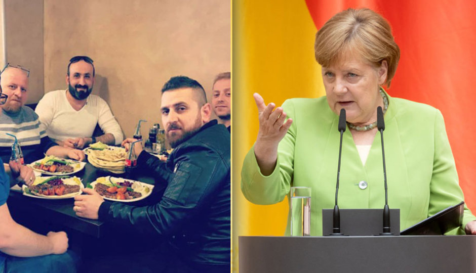 """Z """"nevděčných Iráčanů"""" jsou Němci a žijí v luxusu. A Zemana i Babiše naštvala Merkelová"""