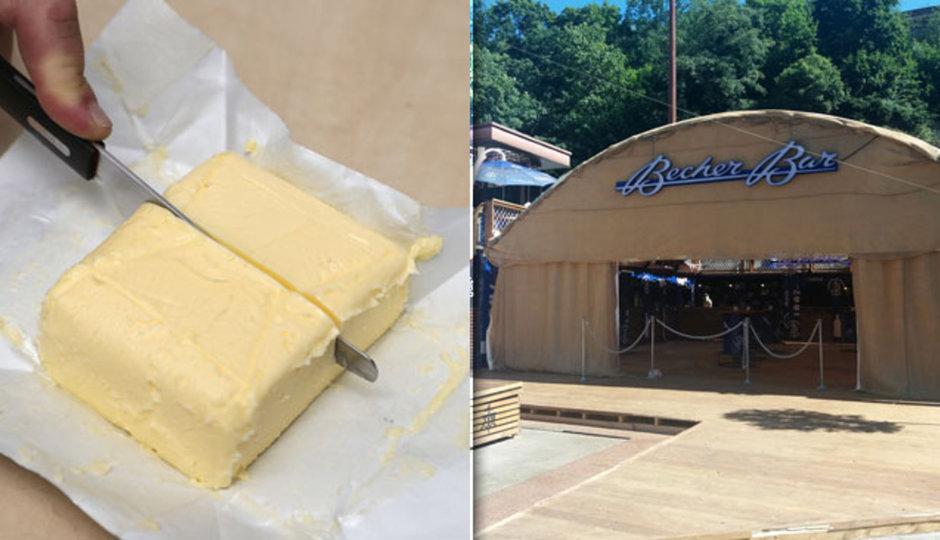 Cena másla znovu letí vzhůru. A otrava na festivalu ve Varech