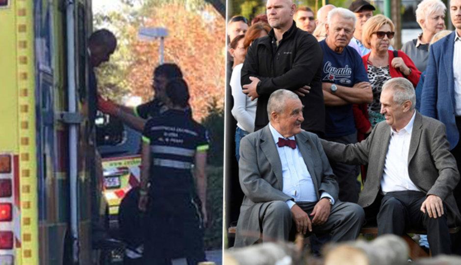Schwarzenberg (80) upadl ve Sněmovně: Vyděšení poslanci přerušili schůzi