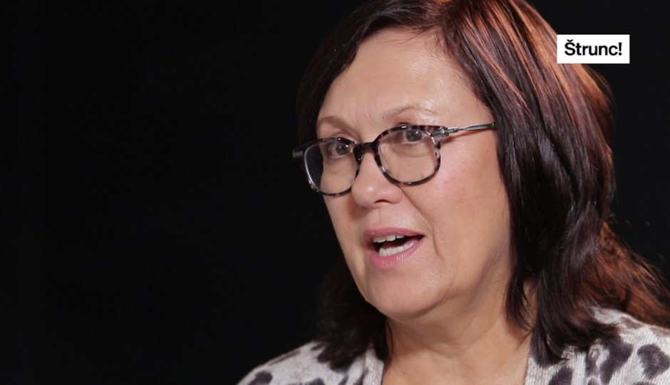 Cajthamlová: Chceme hypotéky a kupujeme shnilé jídlo, na dobrý vývar ženy už nemají čas