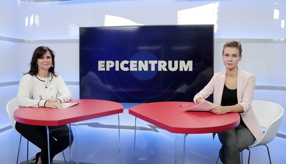 """Epicentrum: Manželství i pro gay a lesbické páry? """"Nikomu to neublíží, hodně lidem pomůže,"""" říká poslankyně"""