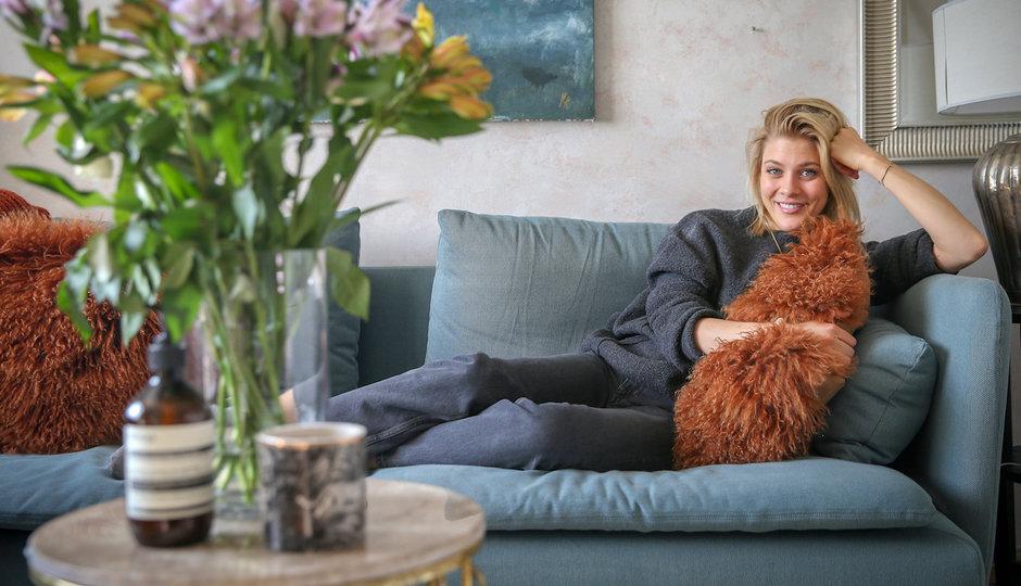 Herečka Kateřina Klausová ukázala svoje luxusní bydlení!