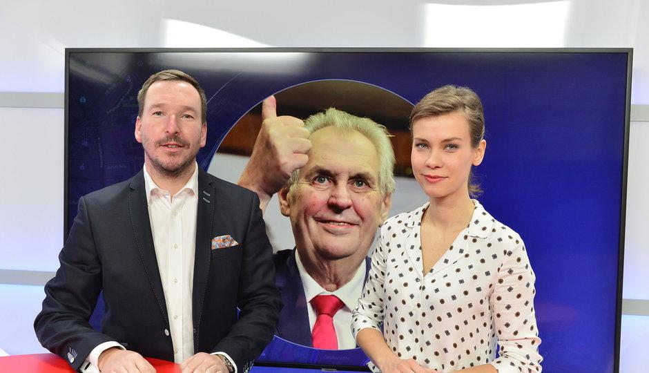 Politolog Kubáček: Zeman zůstává urputný a vůči novinářům pohrdavý, smířlivostí by přesto získal
