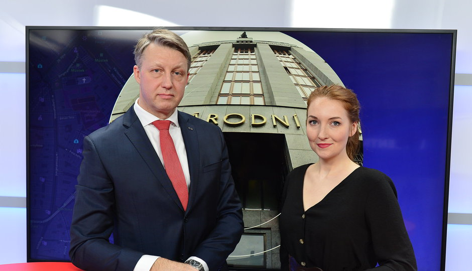 Viceguvernér ČNB Nidetzký: Důležitější než kurz koruny je její stabilita, Brexit nás moc neohrozí