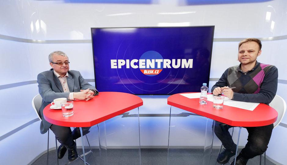 Benda: Klaus ml. se sám rozešel s ODS, chce vystoupení z EU