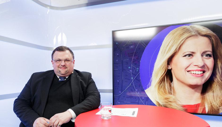 Protokolář Forejt: Čaputová bude pod tlakem médií, ale rodinu chce zachovat