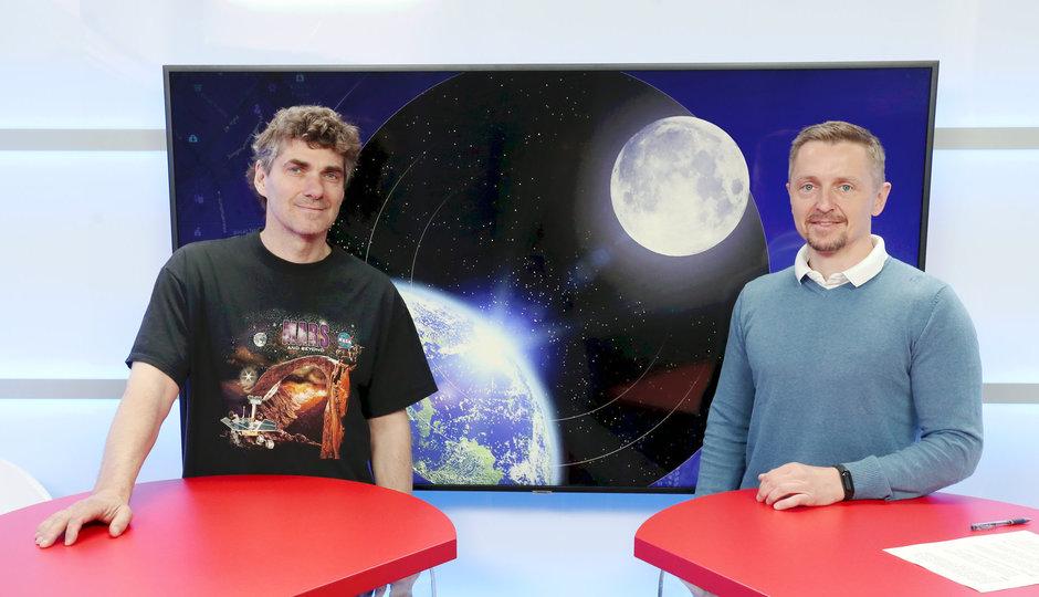 Planetární geolog: Hrozbou při osídlování Měsíce jsou meteority a sluneční plazma