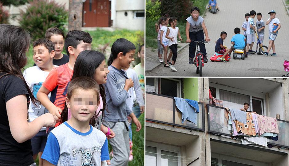 Peklo starousedlíků: V Mojžíři v Ústí bují obchod s chudobou a ulice jsou plné dětí bez rodičů