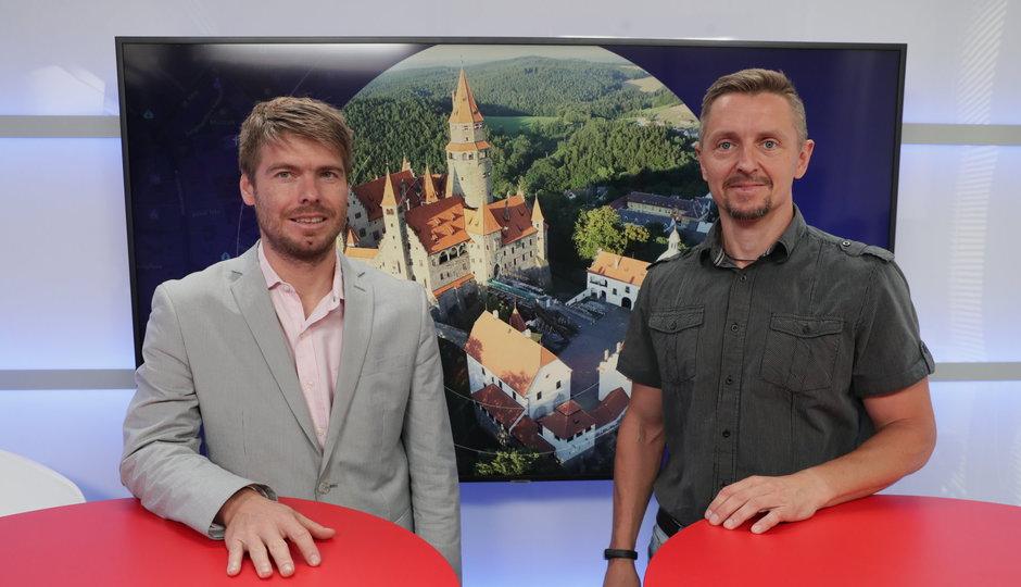 Šéf CzechTourismu: Máme nejhezčí hrady a zámky v Evropě