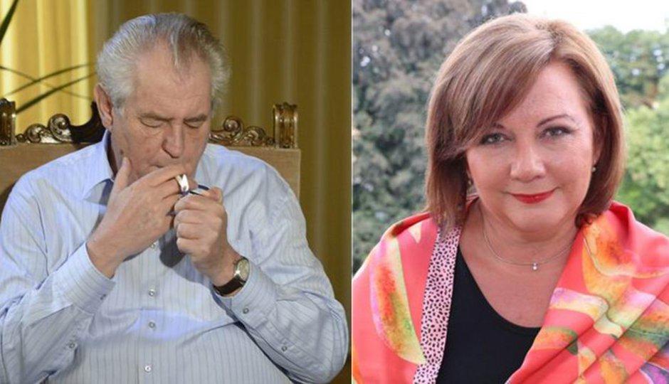 Miloš Zeman o daňových úlevách: Zrušil by je. Kouření omezil