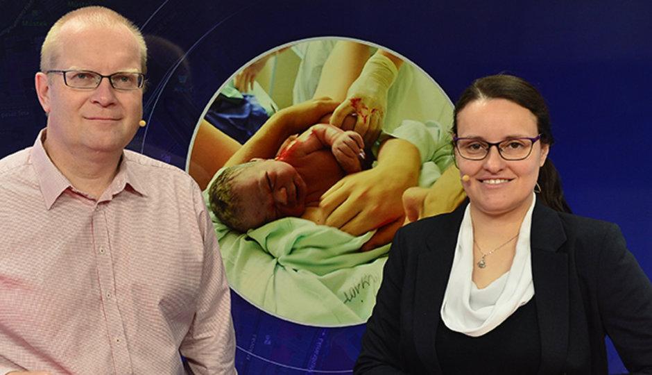 Epicentrum: Gynekolog o domácích porodech: Zažil sem, kdy se dítě utopilo v domácím bazénku