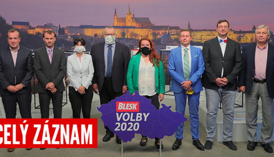 Koronavirus, návrat roušek a platy lékařů: Zdravotnická debata Blesku zmínila i strach Čechů