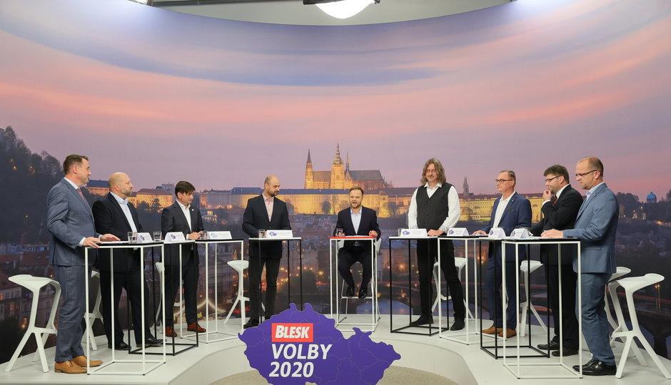 Dojíždění za prací a další problémy v dopravě: Co poradili politici v debatě Blesku?