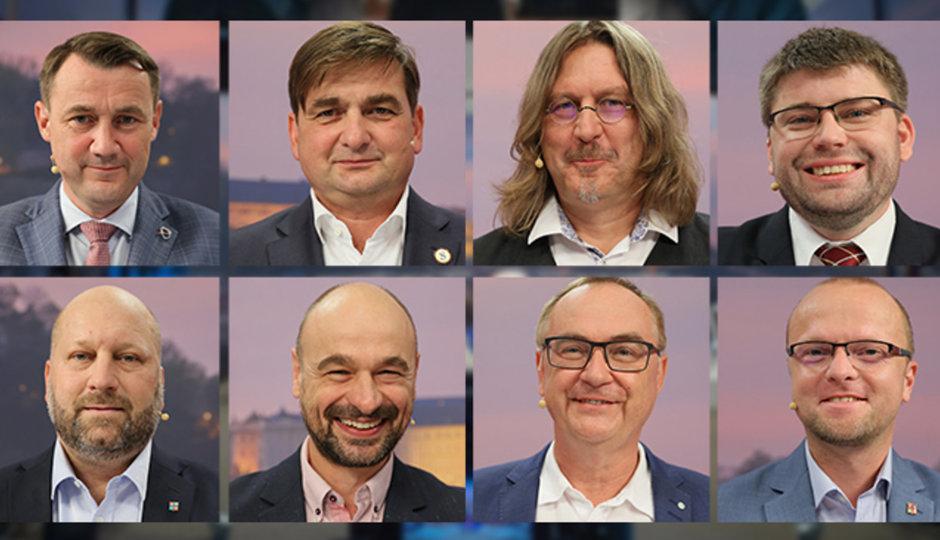 Co udělají s dopravou v krajích: Hosté debaty Blesku představili své sliby voličům