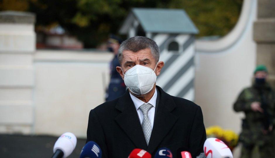 Babiš o konci Prymuly: Zemanovi předložil návrh na nového ministra zdravotnictví