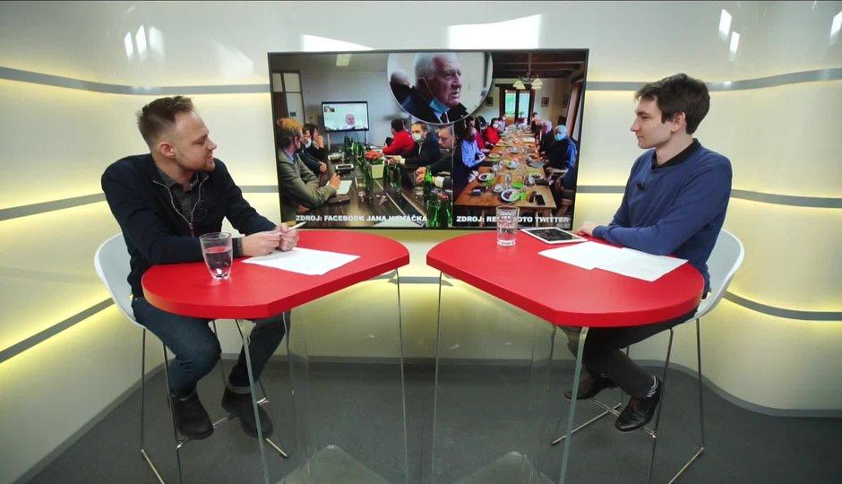 Blesk Podcast: Rok 2020 v Česku: Výbuch v Bohumíně, lockdown republiky nebo politické otřesy