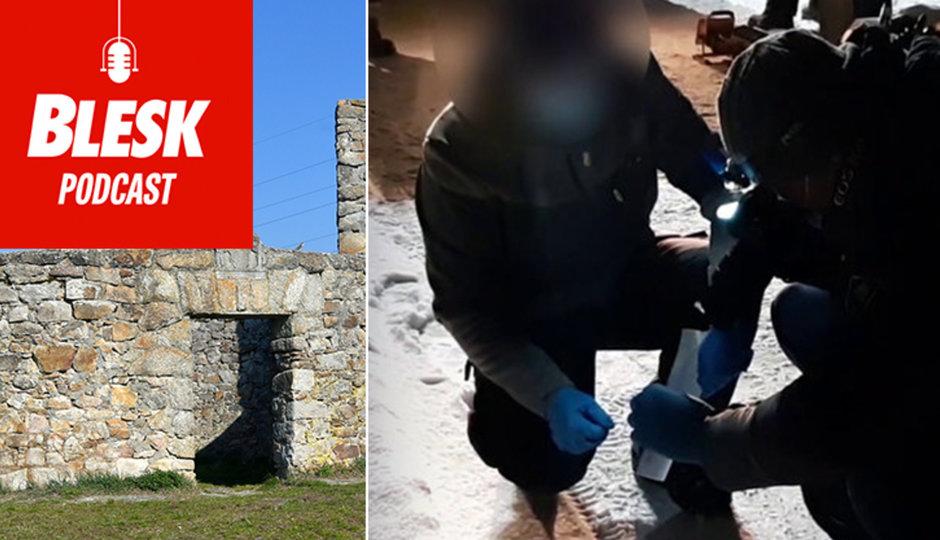 Blesk Podcast: U středověkého popraviště v Horním Slavkově došlo k dvojnásobné vraždě