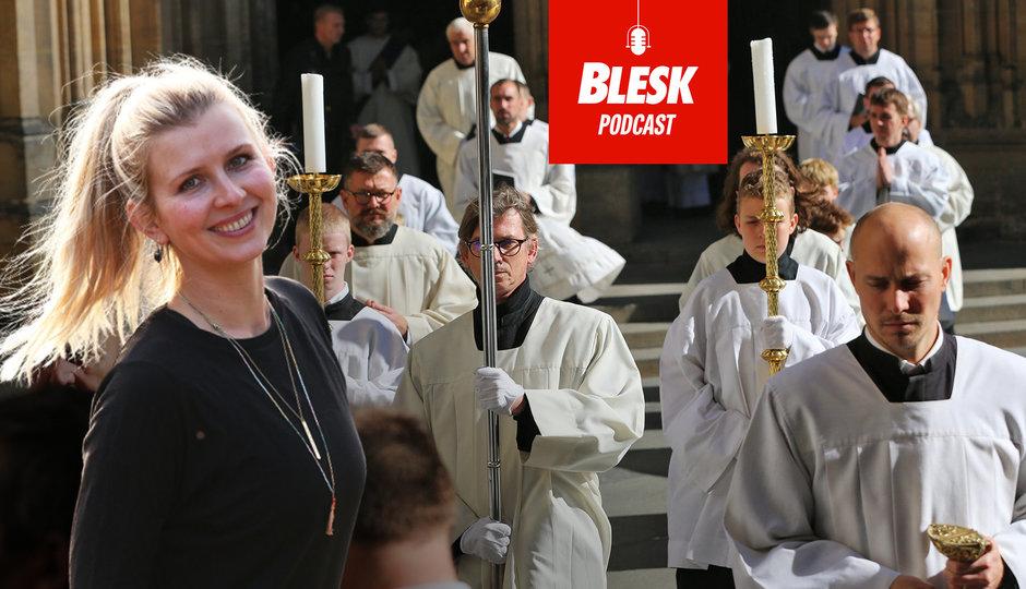 Blesk Podcast: Ženy v taláru? Kněz Rob promluvil o modernizaci v církvi