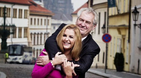 Zeman o dceři Kateřině: Nestydí se za mě, kritiku jsem od ní neslyšel