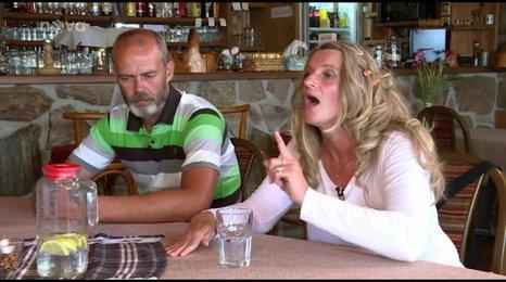 Výměna manželek: Hádky a obviňování během osmi očí!