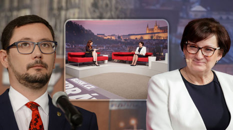 Eva Drahošová v Blesku: Ovčáček je nevychovaný, Voříšek se nezastal mého manžela