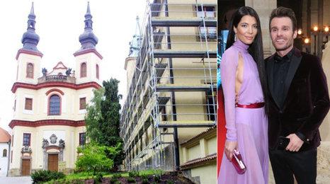 Tajná svatba Leoše Mareše s Monikou Koblížkovou: Na obřad pozvali jen rodiče a svědky!