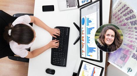 """""""Programování zvládnete i s dítětem."""" Dita boří IT stereotypy, ženy láká na superplaty"""