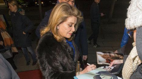 Catherine Deneuve pro Blesk: Můj film s Belmondem byl propadák!