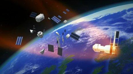 Čínská vesmírná stanice shoří v atmosféře, kousky dopadnou na Zemi