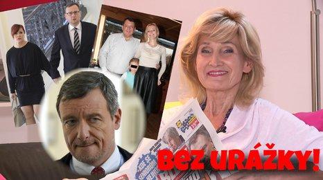 Bez urážky se Zuzanou Bubílkovou: Co Rath nerad? A Paroubkův soud i Janečkovy milenky