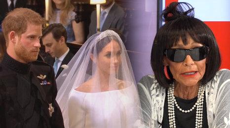 CELÝ ZÁZNAM: Svatba Harryho a Meghan očima Františky Čížkové! Jak se kdo oblékl?