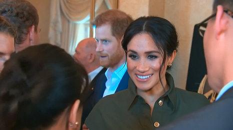 Harry poprvé o dítěti s Meghan: Nejdůležitější slovo uvízlo v hrdle!