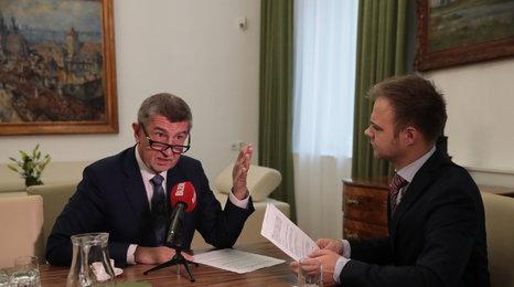 Andrej Babiš: Mého syna točili tajně, poženeme novináře k soudu
